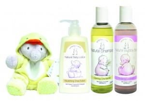 Humphrey's Corner Baby Bathtime
